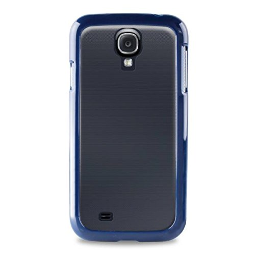 PURO SGS4CLEARBLUE funda para teléfono móvil Azul - Fundas para teléfonos móviles (Funda, Samsung, Galaxy S4, Azul)