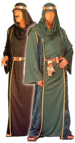 WIDMANN Disfraz de Emir rabe Marrn para Hombre