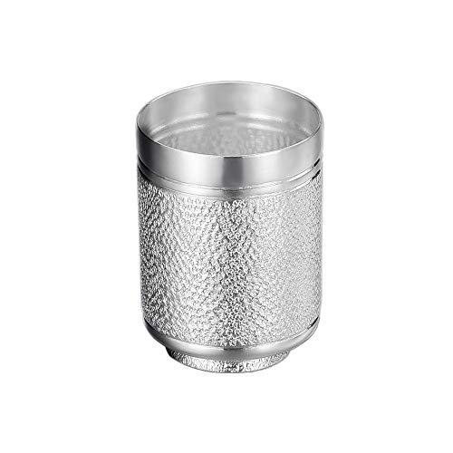XXSC-ZC Taza de té de Plata esterlina, Copa de Vino de cócteles de Whisky, Taza de Agua, Taza de café, Taza de Jugo, Taza de hogar Hecho a Mano