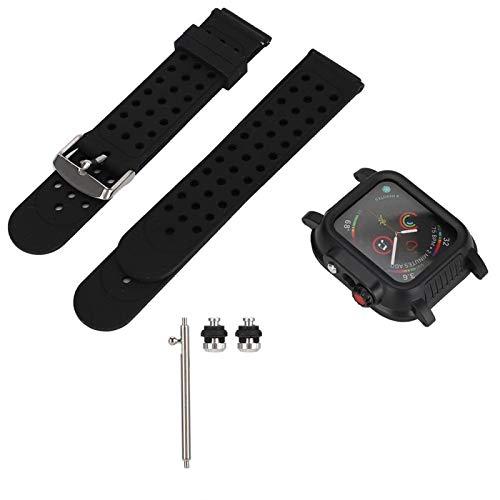 Tomanbery Estuche Protector Fuerte y Conveniente Impermeable A Prueba de Polvo Cómodo Práctico para Reloj
