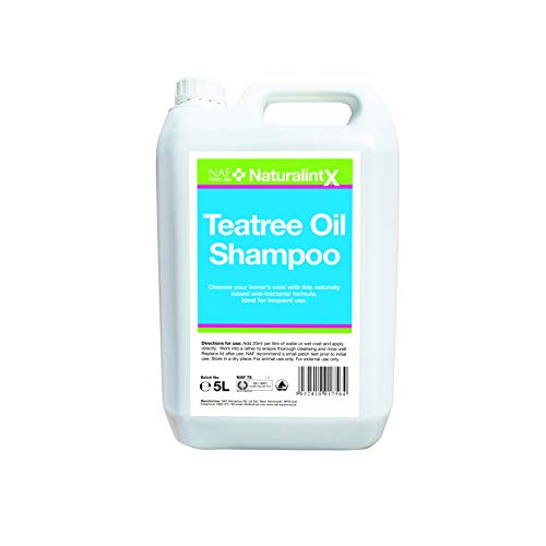 Natural Animal Feeds Tea Tree Oil Shampoo N.A.F. 1L by Natural Animal Feeds