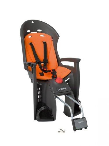 Hamax Siesta Siège enfant pour vélo Gris/Orange
