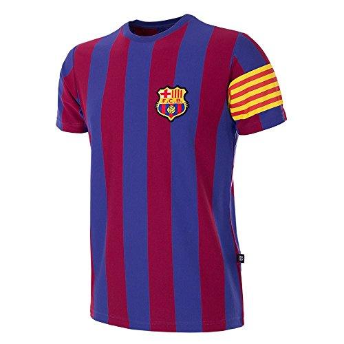 COPA Football - FC Barcelona Spielführer T-Shirt - Blaugrana (XL)
