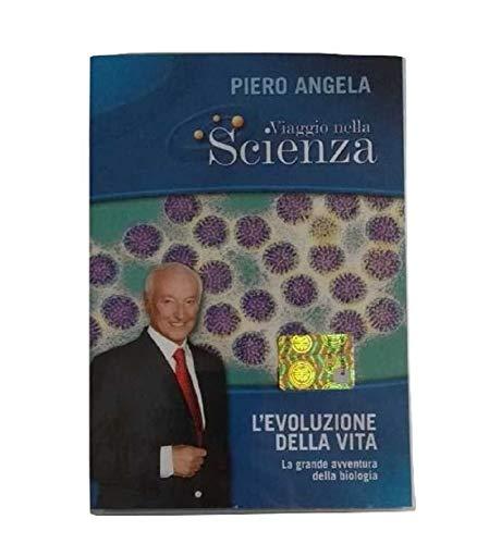 DVD Viaje en la Ciencia, Piero Angela, La evolución de la Vida