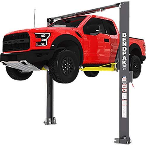 Bendpak XPR-10AXLS 10,000 Lb. Extra Tall 2 Post Car Lift