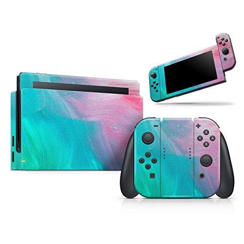 Skin Wrap Sticker für Nintendo Switch Lite Konsole & Dock - 3DS XL - 2DS - Pro - DSi - Wii - Joy-Con Gaming-Controller