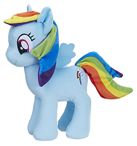 My Little Pony Cuddly Plush Rainbow Dash Fashion Doll