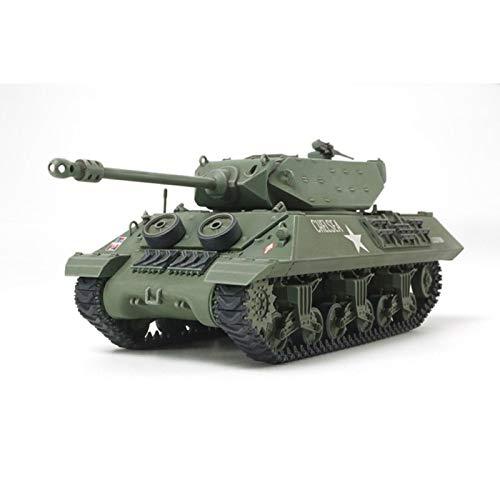 タミヤ 1/48 ミリタリーミニチュアシリーズ No.82 イギリス陸軍 駆逐戦車 M10 IIC アキリーズ プラモデル 3...