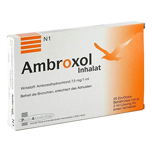 Penta Arzneimittel GmbH -  Ambroxol Inhalat