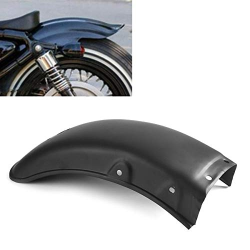 Neumático de la Rueda Trasera Mud Flaps Metal Fender Motocicleta Guardabarros Modificación Ajuste for los Accesorios de Yamaha Accesorios