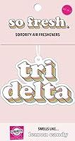 Delta Delta Delta - レトロエアフレッシュナー - 2個パック