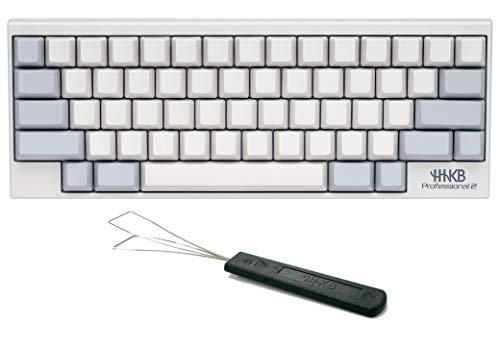 PFU Happy Hacking Keyboard Professional2 白/無刻印 (英語配列)PD-KB400WN-B