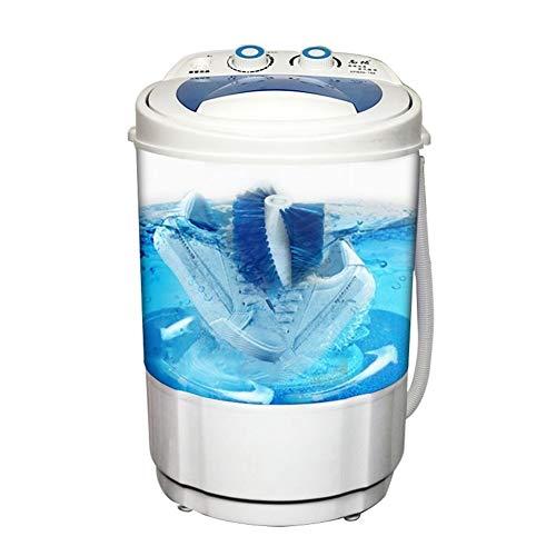 PNYGJM 360 ° Blu-ray Sterilisation Schuhe Maschine Haushalts-bewegliche intelligente Faule automatische Desinfizierung Schuhe Waschmaschine for Gym Kinderschuhe Turnschuhe Laufen (Farbe : 36 * 50cm)