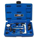 EWK 13 Pcs Bosch Injection Pump Timing Tool Kit VE Pump Dial Indicator VAS 6079 for Audi VW Dodge Cummins