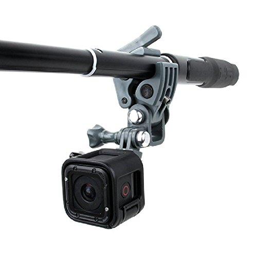 XuBa Universale Morsetto Clip Supporto per Pistola/Canna da Pesca/Arco di Fissaggio per GoPro Hero Sport Action Camera