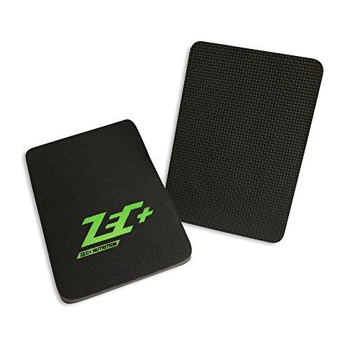 ZEC+ Trainings Hilfe Grip Pads in Schwarz