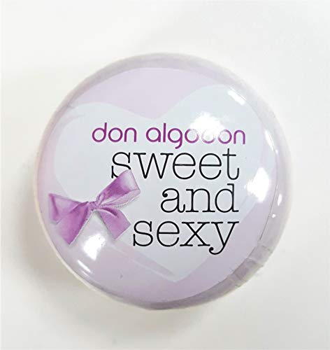 3x Don Algodon Sweet And Sexy Vaselina Lata 15 ml
