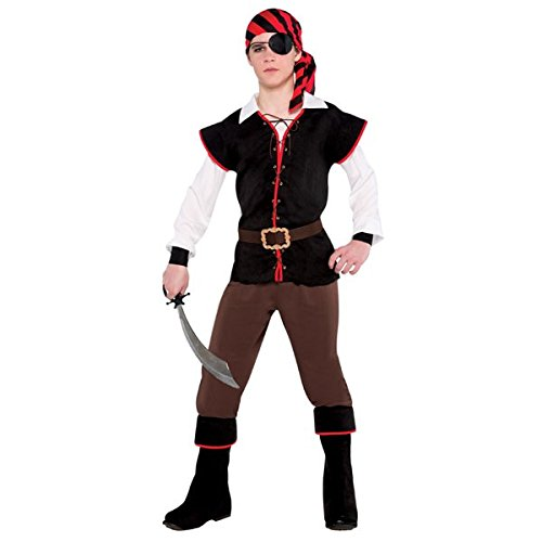 Rebel Of The Sea Costume - Large