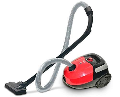 Eureka Forbes 1200 Watts Insta Clean Vacuum Cleaner with vario Power (Red & Black)