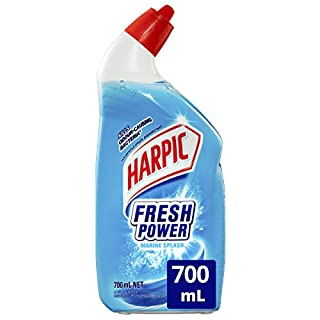 Harpic Fresh Power Liquid Toilet Cleaner Marine Splash, 700 (B0768J5LYM) | Amazon price tracker / tracking, Amazon price history charts, Amazon price watches, Amazon price drop alerts