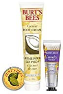 MOISTURISING BUNDLE: Pamper yourself from head to toe with this moisturising bundle from Burt's Bees CUTICLE CREAM: Burt's Bees Cuticle Cream revitalizes dry, rough hands to moisturise nails and cuticles LAVENDER & HONEY HAND CREAM: This luxurious ha...
