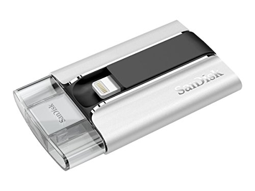 Sandisk SDIX30C-032G-AN6NN 32GB iXpand v2 TypeA 3.0,Black/Silver