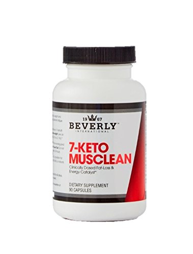 7-Keto Musclean. 3X Potency Thermogenic Weight Loss Pill for Men and Women. Lose up to 3X as Much Body Fat Without Losing Muscle Tone. Boost Fat-Burning Metabolism. Reduce overeating. 90 caps.