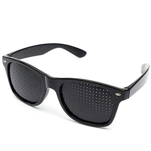 Digital Shoppy Lazy Spectacles Pinhole Vision Correction Glasses Eyesight Improvement For Men/Women/Kids