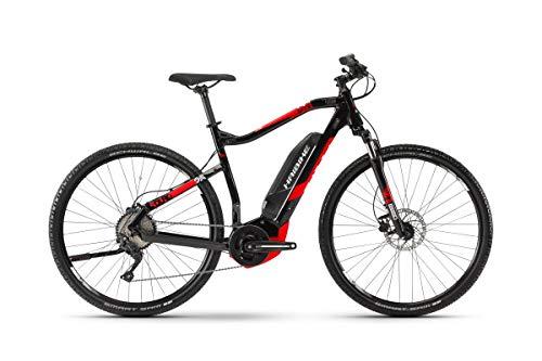 HAIBIKE Sduro Cross 2.0 Trekking Pedelec E-Bike Fahrrad schwarz/rot 2019: Größe: XL