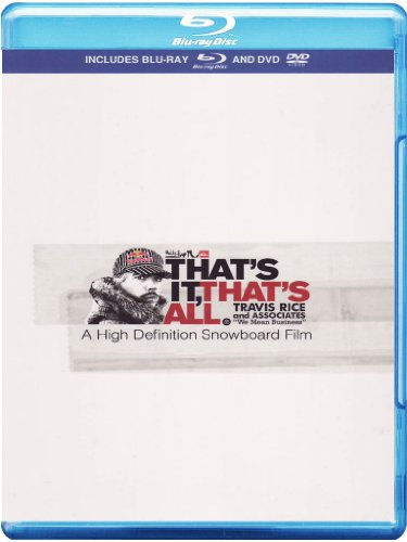 That'S It, That'S All(+DVD) [Blu-ray] [IT Import]