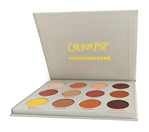 ColourPop - Pressed Powder Shadow Palette - Yes,...