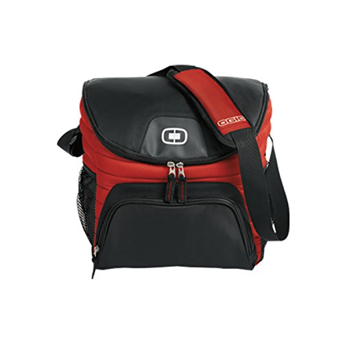 OGIO Chill Cooler (18-24 Cans), Red, 31 cm-20 Litre