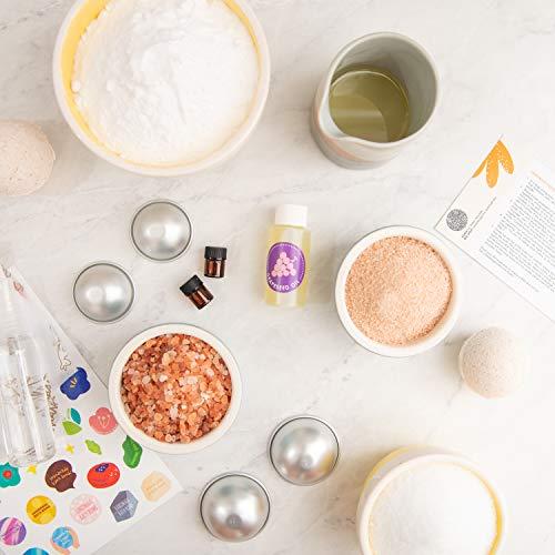 50% Off Flash Sale! Essential Oil Bath Bomb DIY Kit,...