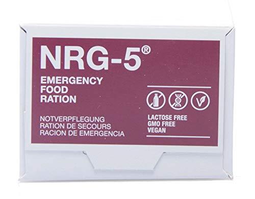 Notverpflegung NRG-5, Karton mit 24 Packungen a 500 g, Notration - 7