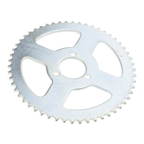 Sharplace Pignon de Chaîne Arrière 54T de Mini Poche Dirt Bike