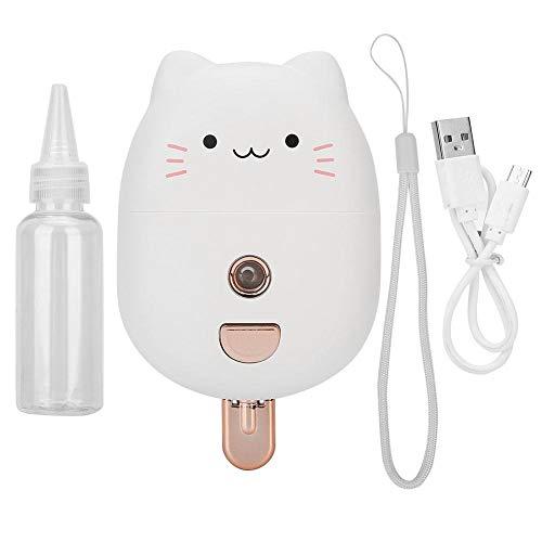 Protable USB Nano Self Defense Alarme Brume Spray Humidificateur Visage Hydratation Pulvérisateur 40ML