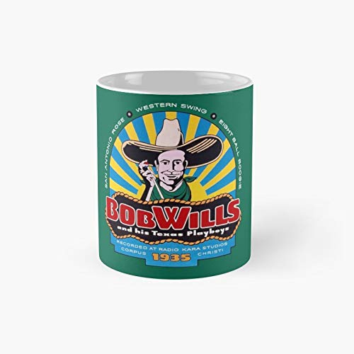 Western Boogie Swing Classic Mug | Best Gift Funny Coffee Mugs 11 Oz