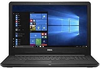 Dell Inspiron 3576 Laptop - Intel Core i5-8250U, 15.6-Inch FHD, 1TB, 4GB, 2GB VGA- AMD Radeon 520, Eng-Arb-KB, Windows 10, Black