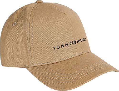 Tommy Hilfiger Herren Uptown Cap Hut, Klassisches Khaki, Einheitsgröße
