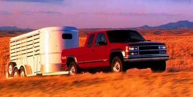 ... 1999 Chevrolet C2500, HD Extended Cab 155.5