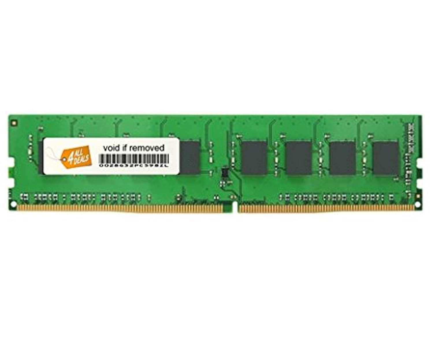 8GB DDR4-2133 (PC4-17000) Memory RAM Upgrade for the Dell Poweredge T330