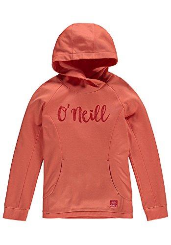 O`Neill Fleecepullover Funktionsoberteil Glide orange Kabelöse Kapuze (152)