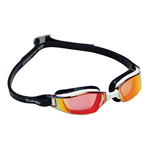 Phelps XCEED Gafas de natación, Unisex Adulto, Lente de Esp