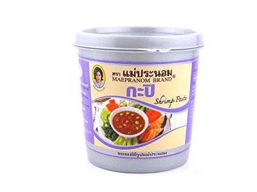 Mae Pranom Kapi Thai Shrimps Paste Garnelenpaste 350g