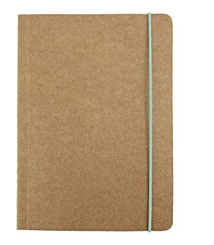 NEOMINT 12x17 cm - Blankbook - 240 blanko Seiten - Softcover - gebunden: Midi Flexi ColourLine