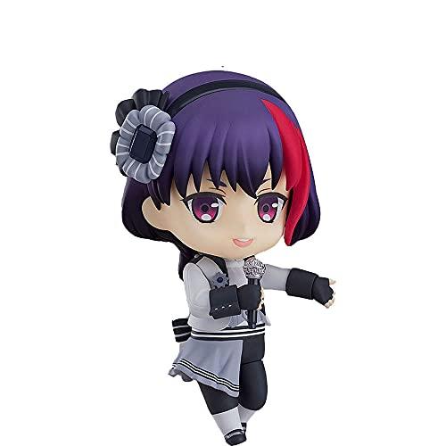 Muñeca modelo Korekuni Ryuji versión Q, anime de TV B-PROJECT ~ Drumming * El personaje en postura ambiciosa, de pie, mide 3.9 pulgadas de alto, hecho de material de PVC para colección en el hogar