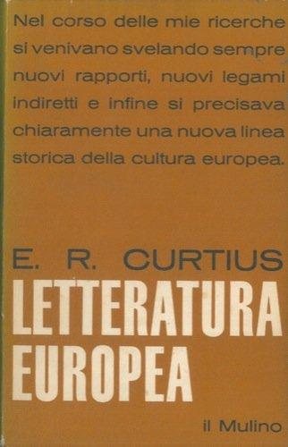 Studi di letteratura europea