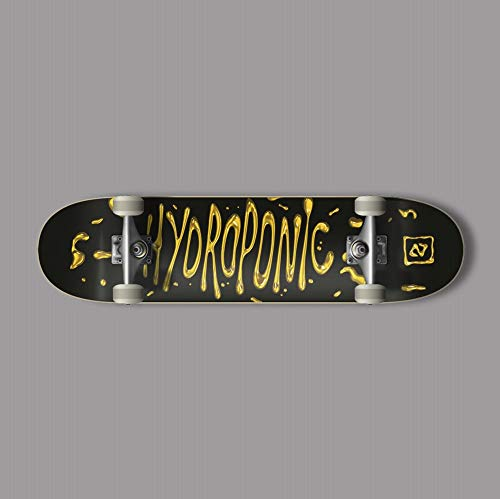 Hydroponic Lquid Complete Skate 8' Black