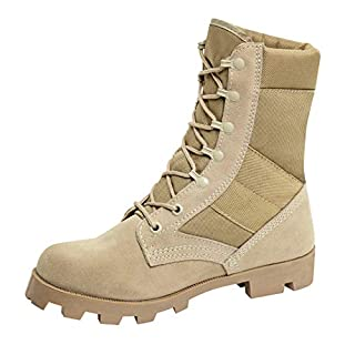 Rothco G.I. Type Speedlace Desert Tan Jungle Boot (B018MSG7TE)   Amazon price tracker / tracking, Amazon price history charts, Amazon price watches, Amazon price drop alerts