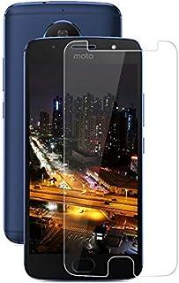 واقي شاشة زجاجي لهاتف موتورولا موتو G5 بلس